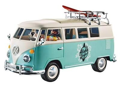 T1 Camper von Playmobil, limitierte Auflage, Heritage Kollektion