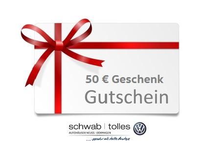 50 € Geschenkgutschein für Teile & Zubehör