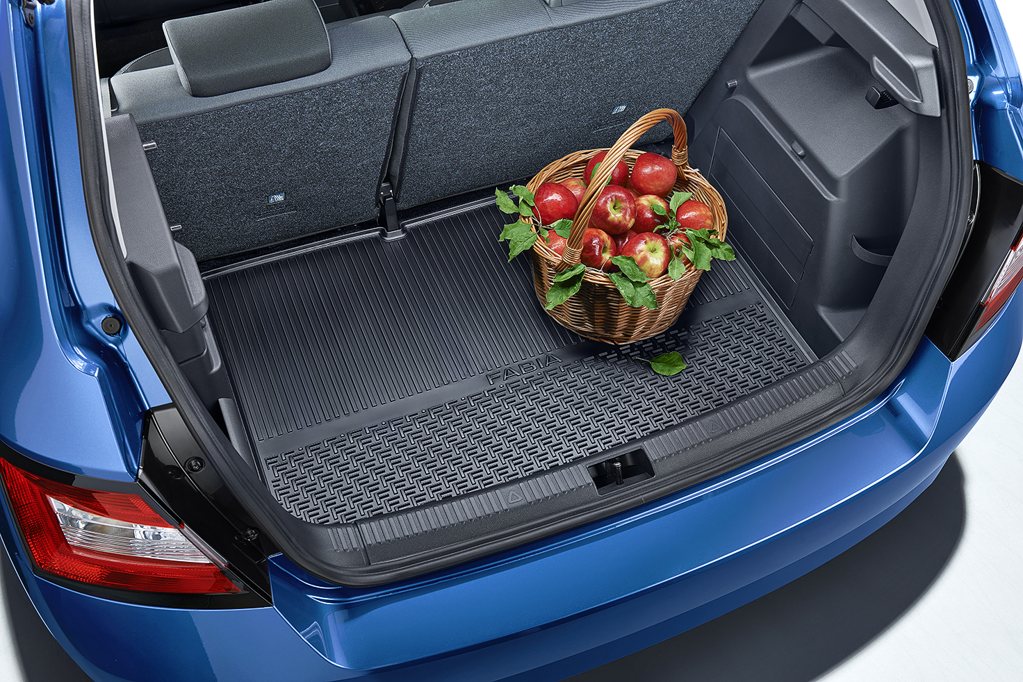 Gummimatte für Kofferraum, Limousine