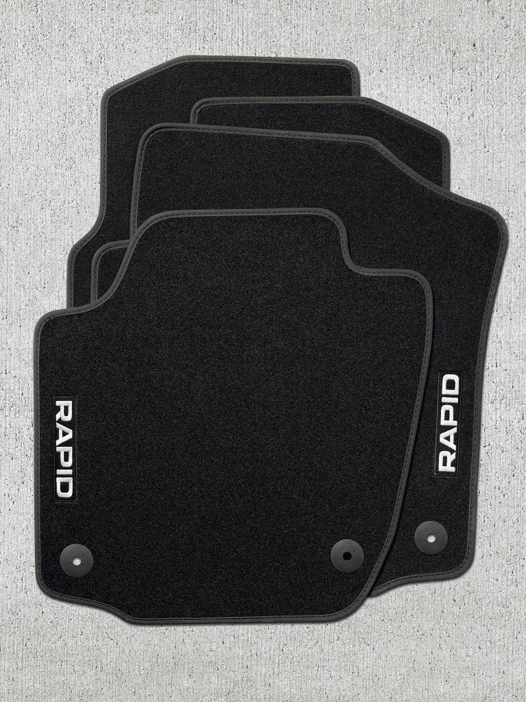 Textilfußmatten-Set Standard RAPID