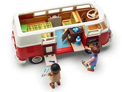 T1 Camper von Playmobil, Heritage Kollektion