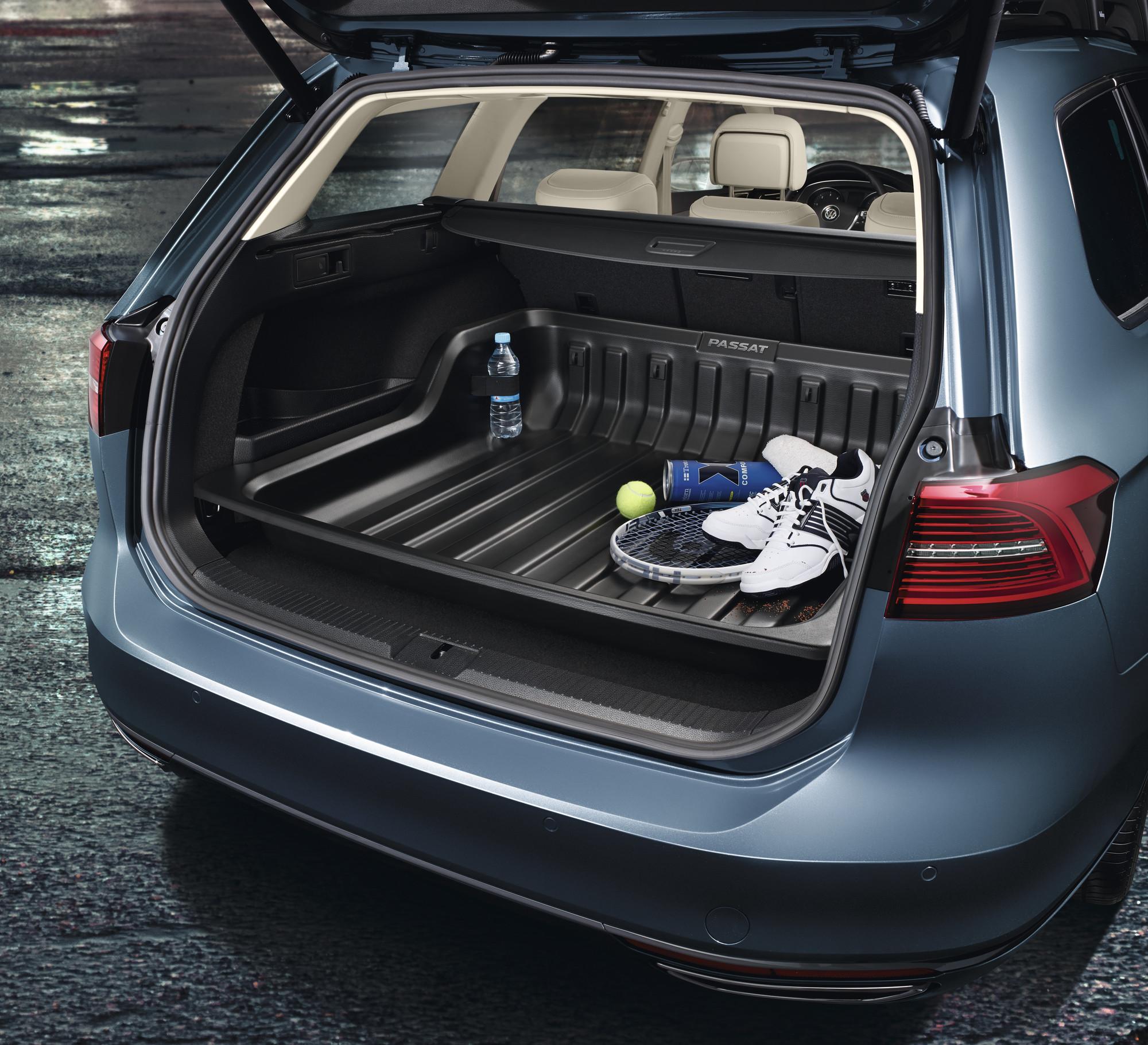 Volkswagen Original Gepäckraumwanne