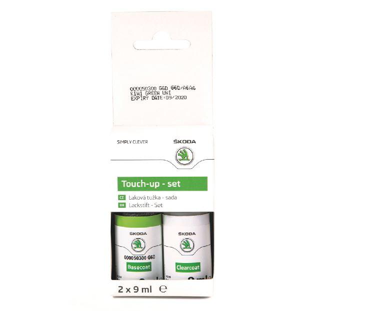 Lackstift-Set Kiwi Grün