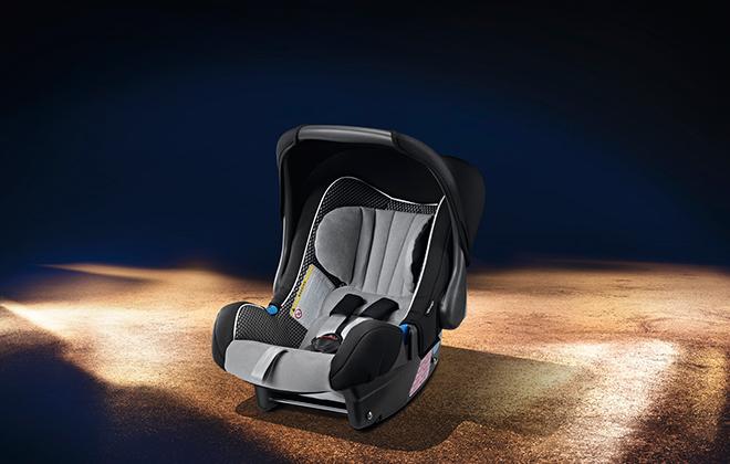Kindersitz bis 13 kg, G0 Plus, neues Design