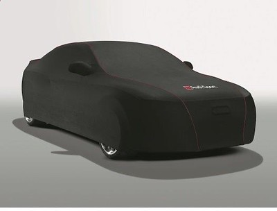 Fahrzeugabdeckung  mit Audi Sport-Logo