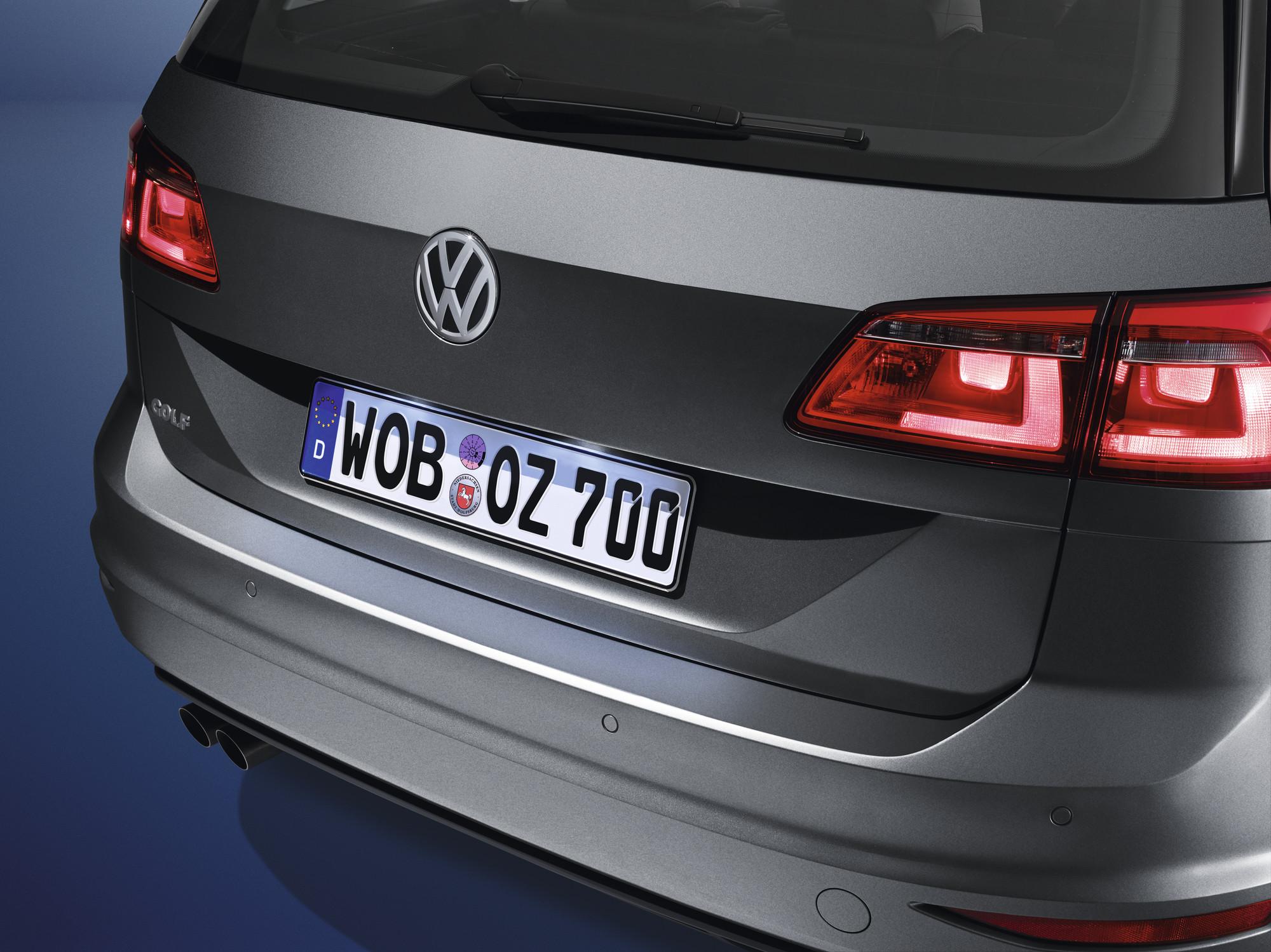 Volkswagen Original LED-Kennzeichenleuchte