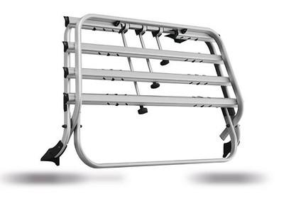 Fahrradträger für die Heckklappe max. 4 Fahrräder, max. 60kg, auch für elektrische Heckklappe