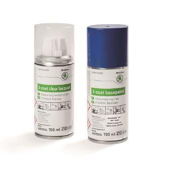 Lackspray-Set Energy-Blau