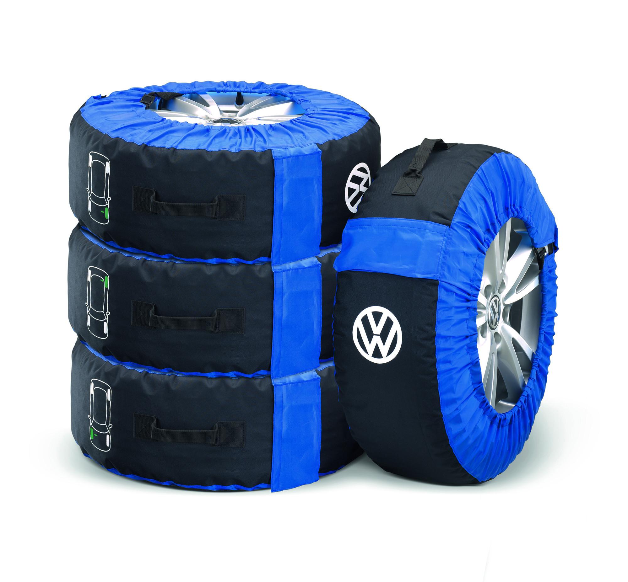 Volkswagen Original Reifentaschen-Set bis 18 Zoll